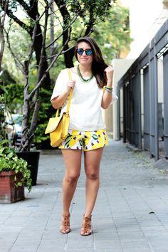 Small Fashion Diary: cajuína cristalina