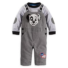 101 Dalmatians Dungaree Set for Baby | Disney Store