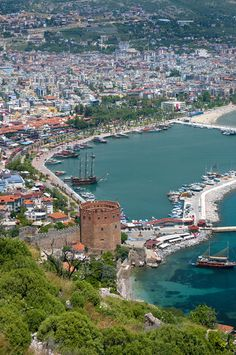 Alanya, Turkey is one of the best cities to invest in at this moment in time - with golf, skiing and the airport being extended it ticks all the boxes. Contact Malibu Invest Real Estate for information regarding good quality investment opportunities www.malibu-invest... alanya, turkey Alanya, Turkey