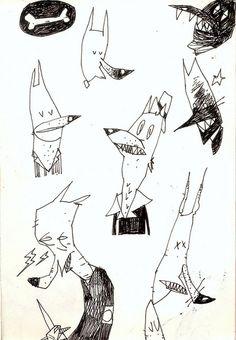 2006_sketchbook by Jeroen Erosie, via Flickr