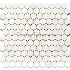 Nc222824 Hexagonal Mosaic Tiles Brisbane Matt Finish