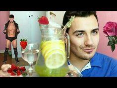 How To Make Flavored Water To Lose Detox Sicilian Lemon Green Grapes Drinks Vegan Drinks Detox, Green Grapes, Sicilian, Youtube, Drinks, How To Make, Green Grape, Vegans, Drinking