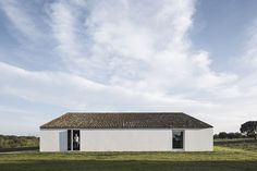 Casa No Tempo by Aires Mateus Architecture in Portugal