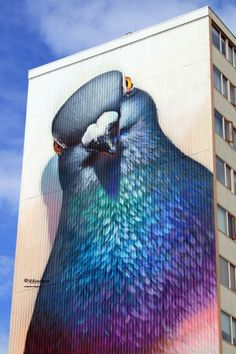 Mural by 'Super A' | Photo Copyright: R. Roedman