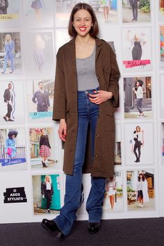 How to Wear Spring's Biggest Trends to Work --- Military-Inspired Twill and Canvas