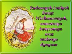radosnych świąt wielkanocnych i mokrego dyngusa Easter, Beef, Google, Christmas, Meat, Xmas, Easter Activities, Navidad, Noel