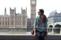 Big ben, London, street style