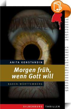 Morgen früh, wenn Gott will    ::  Der Schrecken beginnt, als eine Frau ihren Hund im Feuerbacher Wald begraben will.<span><br> </span>Sie findet eine rosarot gekleidete Leiche, bei deren Anblick es selbst den härtesten Polizisten der Stuttgarter Mordkommission die Kehle zuschnürt.<span><br> </span>Es liegt keine Vermisstenmeldung vor, die Kollegen stehen vor einem Rätsel.<span><br> </span><span>Kriminalhauptkommissarin Corry Voss leitet die Ermittlungen. Zusammen mit ihrem Kollegen Fa...