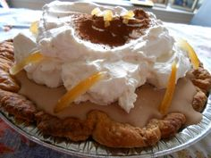Nesselrode Pie