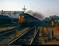 RailPictures.Net Photo: NH 0401 New York, New Haven & Hartford Railroad ALCO FA2 at Norwood, Massachusetts by Donald Haskel