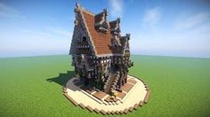 THE ULTIMATE MINECRAFT HOUSE !! Let's Build An EPIC Medieval Mansion