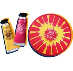 FREE L'Occitane Shea Butter Hand Cream - Gratisfaction UK Freebies #freebies #loccitane #freestuff