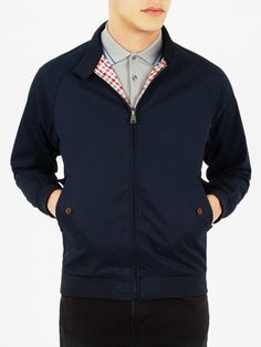 Ben Sherman Cotton Harrington