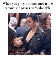 10 north west memes that basically sum up every moment of your . Funny As Hell, Funny Cute, Hilarious, Kardashian Memes, Kim Kardashian, Funny Things, Funny Stuff, Marching Band Memes, Go Fund Me