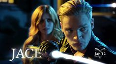 Shadowhunters Characters: Jace | Series Premiere on Tuesday, January 12 ...