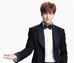 Lee Minho for Lotte Duty Free.