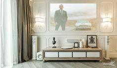 Salon styl Klasyczny - zdjęcie od MANGO Studio Architektury Wnętrz i Ogrodów - Salon - Styl Klasyczny - MANGO Studio Architektury Wnętrz i Ogrodów