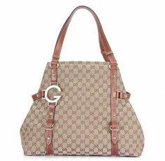 Gucci New Charllotte Tote Bag - Apricot/Light Coffee 247393