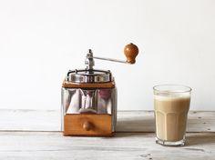 French vintage Peugeot coffee grinder