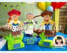Centro de mesa ToyStory
