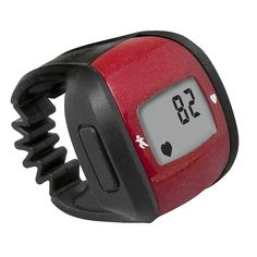 HealthSmart Sports Pulse Ring Heart Rate Monitor, Blue >>> Read more  at the image link.