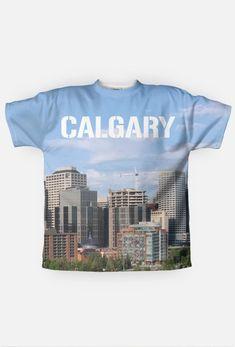 Koszulka FullPrint Calgary