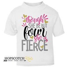 Four Fierce Birthday Top 4 Birthday Shirt 4 Birthday Girl 5th Birthday Party Ideas, Moana Birthday Party, Girl Birthday Themes, Fourth Birthday, Birthday Board, Diy Birthday, Birthday Shirts, Birthday Stuff, Unicorn Birthday