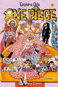 Aquí tedes unha historia de piratas que buscan o gran tesouro, o One Piece!! Law enfróntase a Doflamingo por un asunto pendente relacionado con Corazón. Desvélase o suceso de hai 13 anos que marcaría a súa relación!! As batallas libradas en cada recuncho de Dressrosa chegan ao seu punto álxido!!