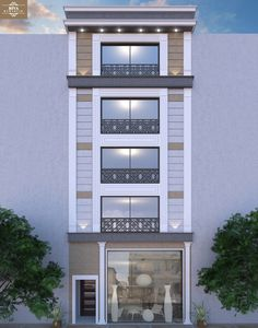 showroom elevations - Google Search | Projects to Try in ...