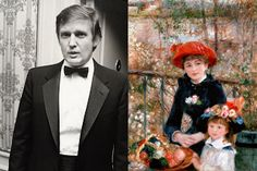 Perspectives: Donald Trump's Fake Renoir: The Untold Story