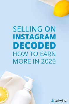 Selling On Instagram Decoded: How to Earn More in 2020 - Follow this five-step strategy to maximize selling your products on Instagram - based on the actions real users take after seeing a product or service! #sellingoninstagram #sellingtips #Instagramsales