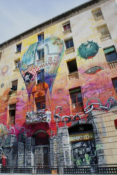 CSO La Carboneria by roc blackblock, via Flickr