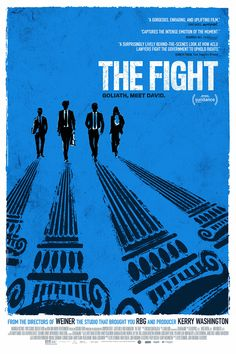 The Fight (2020) An inside look at the legal battles that lawyers for the American Civil Liberties Union are facing during the Trump administration.