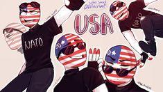 Countryhuman Pics and Smut Fics - - Strona 3 - Wattpad Hetalia, Usa Country, Manhwa, Usa Girls, Mundo Comic, Fandom, Human Art, Ball Gown Dresses, Usa Flag