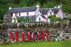 Can't afford this lovely place but it sounds amazing! Luxury Boutique Hotel Accommodation in Perthshire, Scotland, UK - Monachyle MHOR