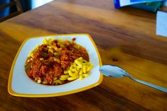 Schnelles Gericht Faschiertes mit Nudeln Spaghetti, Beef, Ethnic Recipes, Belle Photo, Tour, Granola Bars, Food Groups, Losing Weight Fast, Sausages