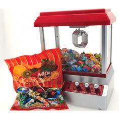 Originelle Geschenkideen - Candy Grabber - mehr Inspirationen und Anregungen unter http://www.magicofword.com/witzige-geschenke