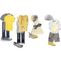 spring family portrait outfits