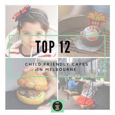 Fortunately Melbourne has plenty of restaurants and cafes that offer great food in family friendly surroundings. Whittling down to a Top 12 list was hard - my main criteria was that the food had to be so good that I'd go even without kids!