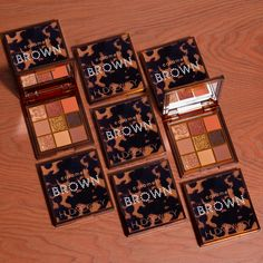 Toffee, Caramel Brown, Huda Beauty, Spring Summer, Products, Milky Bar Chocolate, Caramel, Sticky Toffee, Candy