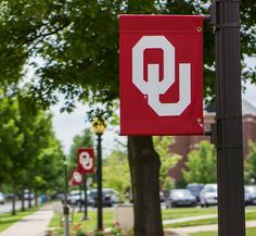 Winter scene in Norman. Oklahoma Sooners | OU's Campus | Pinterest ...