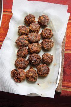 Zucchini Fritters (Kolokitho Keftedes) Recipe | SAVEUR