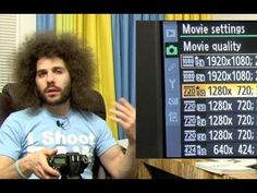 Nikon D7000 How To Tutorial 2