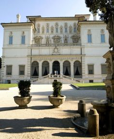 Rome's Borghese Gallery