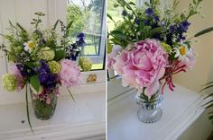 May country wedding flowers
