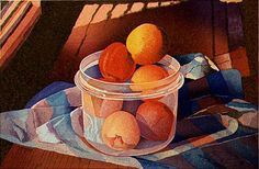 MARY PRATT was born in Fredericton, New Brunswick in She graduated with a Bachelor of Fine Arts from Mount Allison University in Canadian Painters, Canadian Art, Mary Pratt, Artwork Display, Hyperrealism, Painting Still Life, Plastic Pots, Realism Art, Modern Artwork