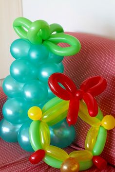 One day advanced skills balloon decoration training course for Balloon decoration courses