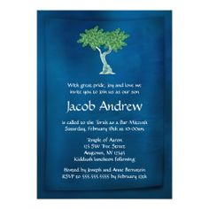 ==>>Big Save on          Blue Green Tree of Life Bar Mitzvah Invitations           Blue Green Tree of Life Bar Mitzvah Invitations This site is will advise you where to buyDiscount Deals          Blue Green Tree of Life Bar Mitzvah Invitations Review from Associated Store with this Deal...Cleck Hot Deals >>> http://www.zazzle.com/blue_green_tree_of_life_bar_mitzvah_invitations-161269827587832641?rf=238627982471231924&zbar=1&tc=terrest