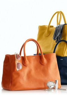 Colorful totes #personalized