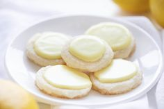 These Lemon Meltaway Cookies truly melt-in-your-mouth! A soft, delicate cookie with the most amazing subtle lemon flavor. A must make!